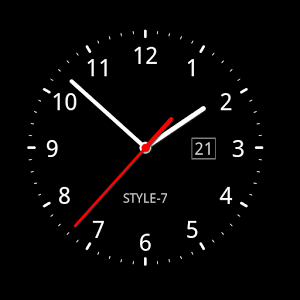 Analog Clock Live Wallpaper 7 Free Download And Software Reviews Cnet Download
