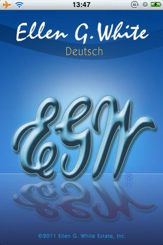 Die Schriften von Ellen G. White in deutscher Sprache