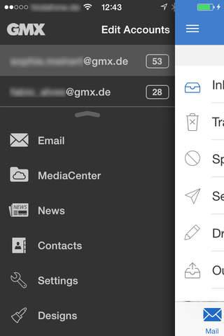 Login de mail gmx www e GMX Login