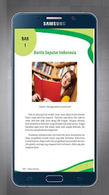 BSE Bahasa Indonesia Kelas 8 - Free download and software