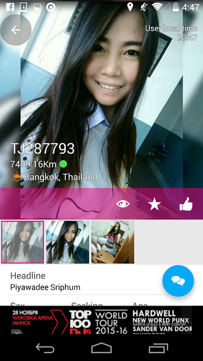 ThaiJoop Thai Dating - Free download and software reviews