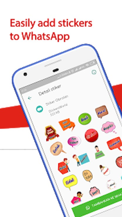 Indonesia Stickers For Whatsapp Free Download And Software Reviews Cnet Download