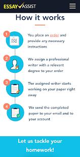 Sample essay scholarship