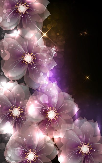 Glowing Flowers Live Wallpaper Free Download And Software Reviews Cnet Download