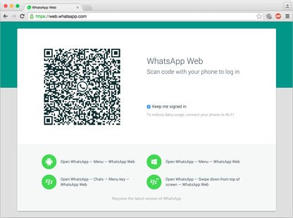 Whatsapp Web Free Download And Software Reviews Cnet Download